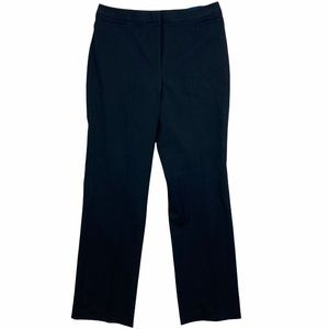 Venezia Tall Navy Stretch Straight Leg Pant